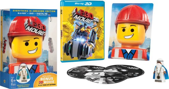 Lego Movie Everything is Awesome Blu