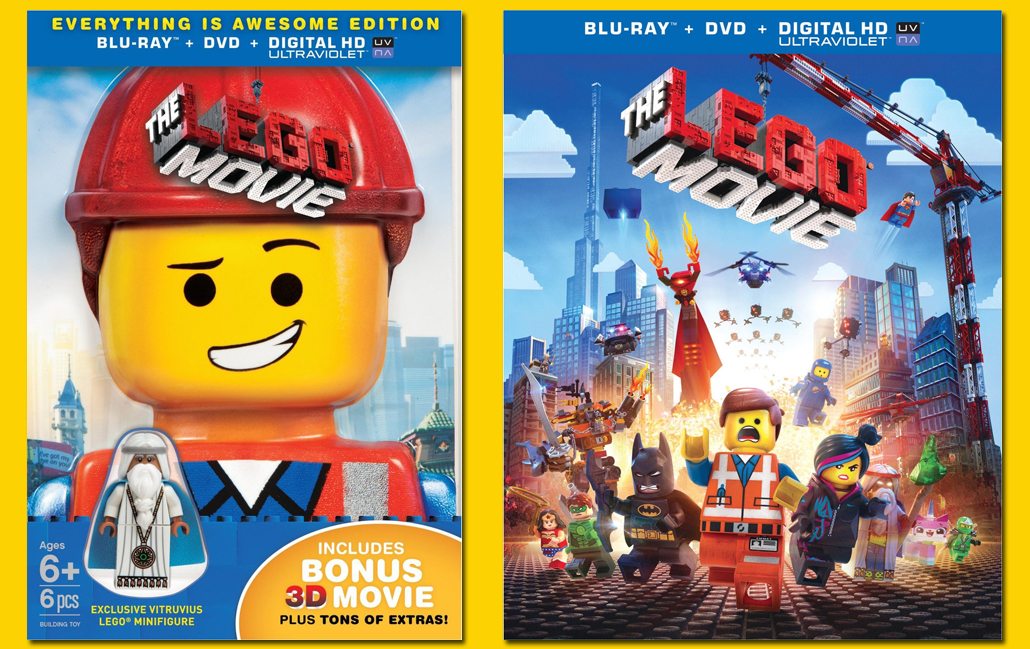 The LEGO Movie' Now Available for Digital Download and Coming to ...