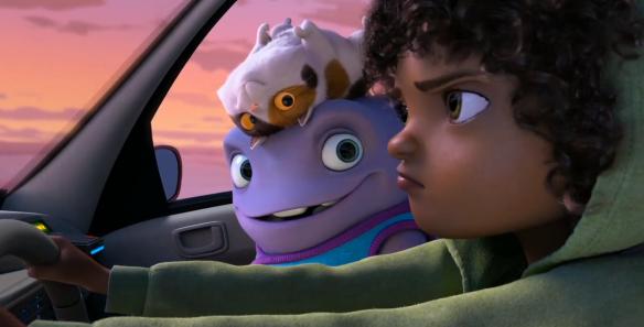DreamWorks Animation Home Trailer