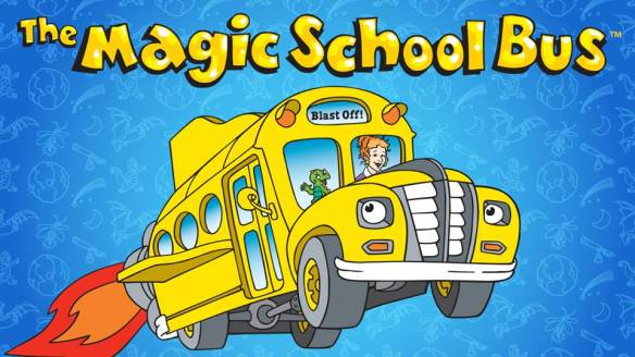 Magic School Bus Reboot