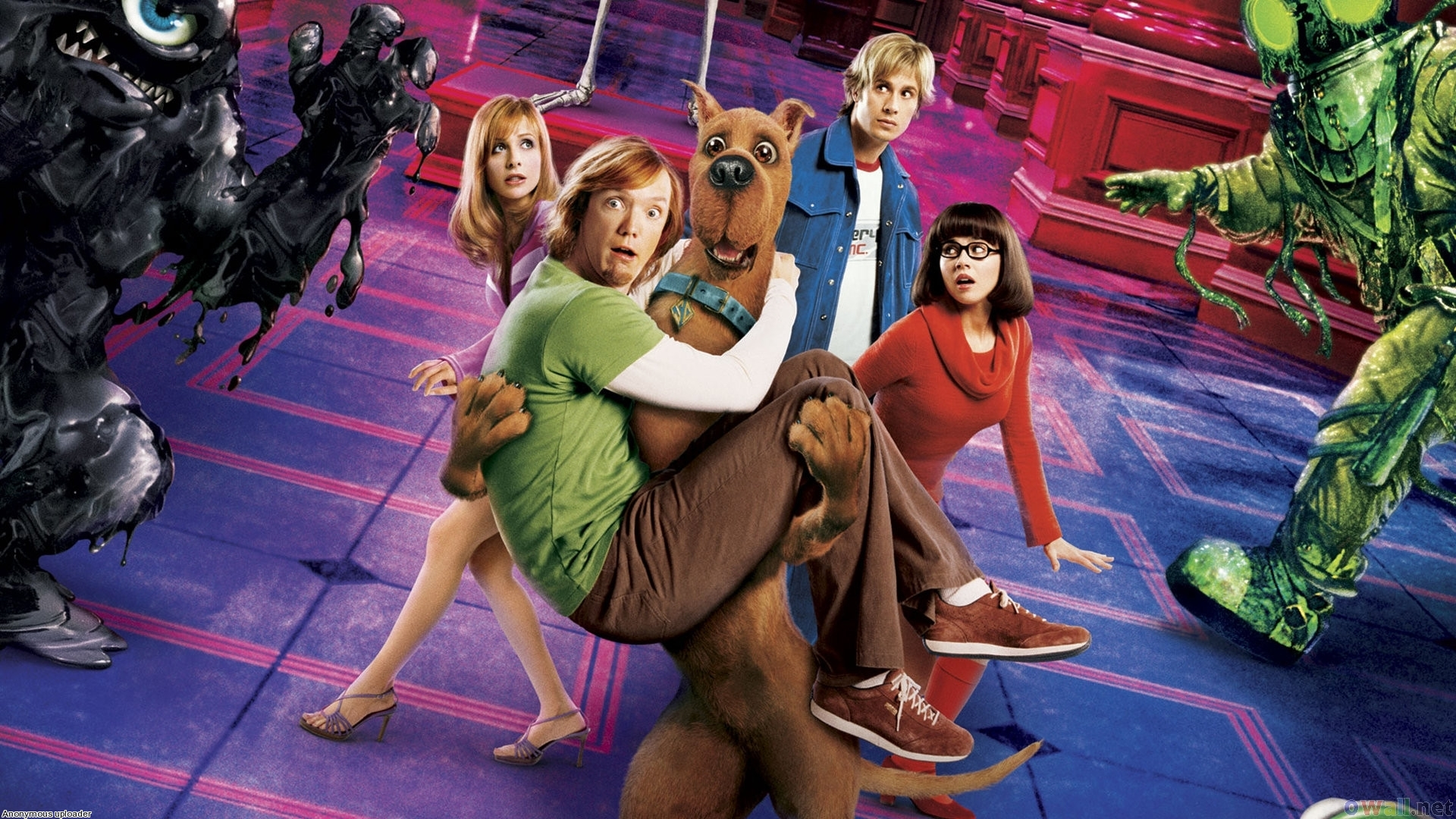 """New Live-Action 'Scooby-Doo!"""" in Development at Warner ..."""