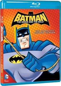 Batman Brave and the Bold S2 Blu