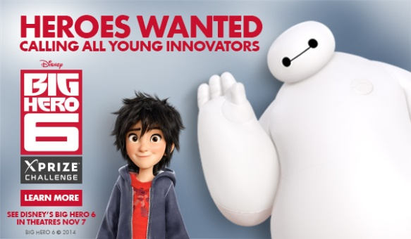BH6 Disney and XPRIZE