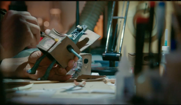 Boxtrolls Making Of