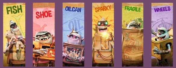 theboxtrolls_characters