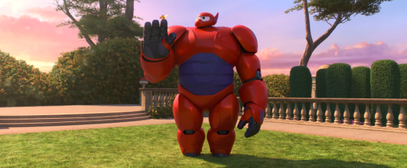 Baymax review