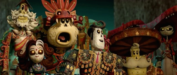 Book of Life fam