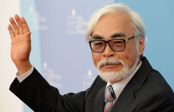 Hayao Miyazaki to Receive Governors Award