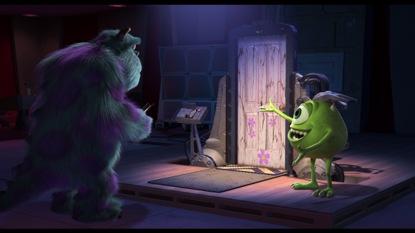 Monsters Inc End