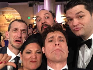 golden globe losers