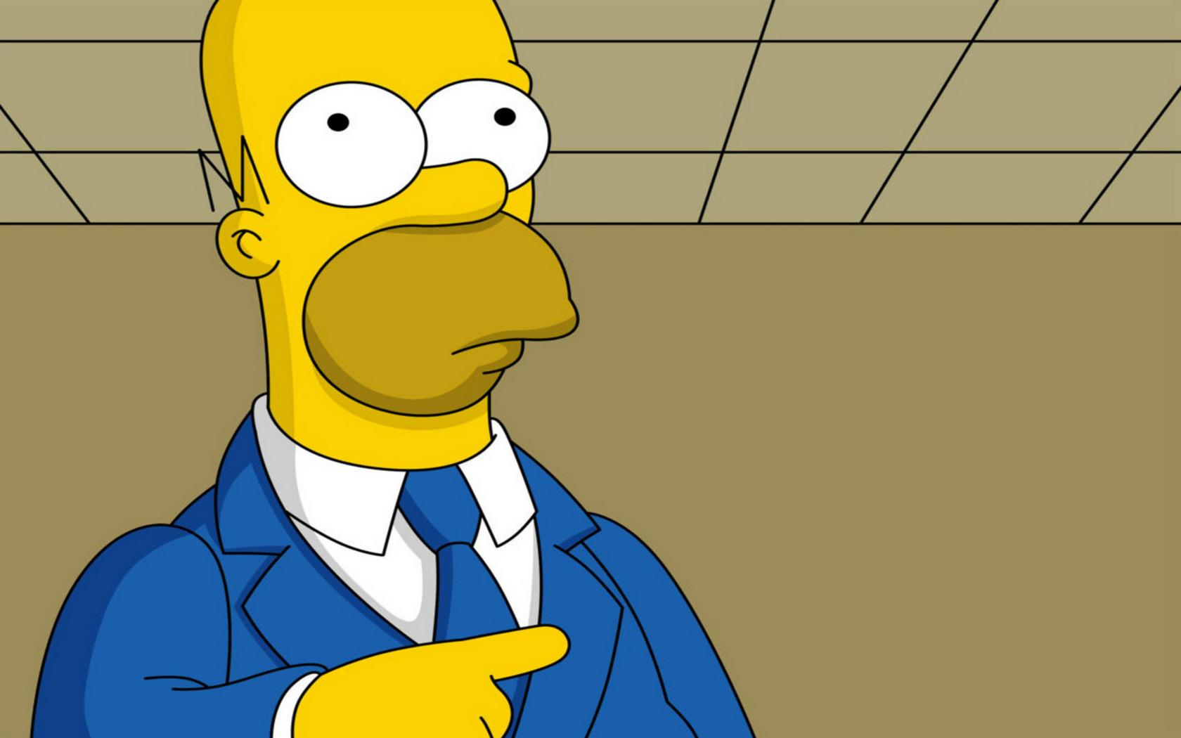 Top ten most fascinating animated characters number 8 - Homer simpson and bart simpson ...