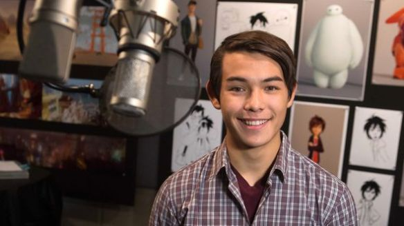 Ryan Potter Interview