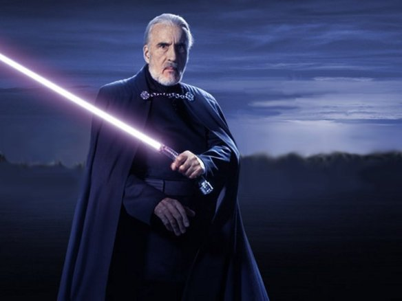 christopher lee count dooku