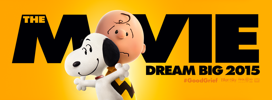 A Visit To Blue Sky Studios For The Peanuts Movie: New Poster For 'The Peanuts Movie'