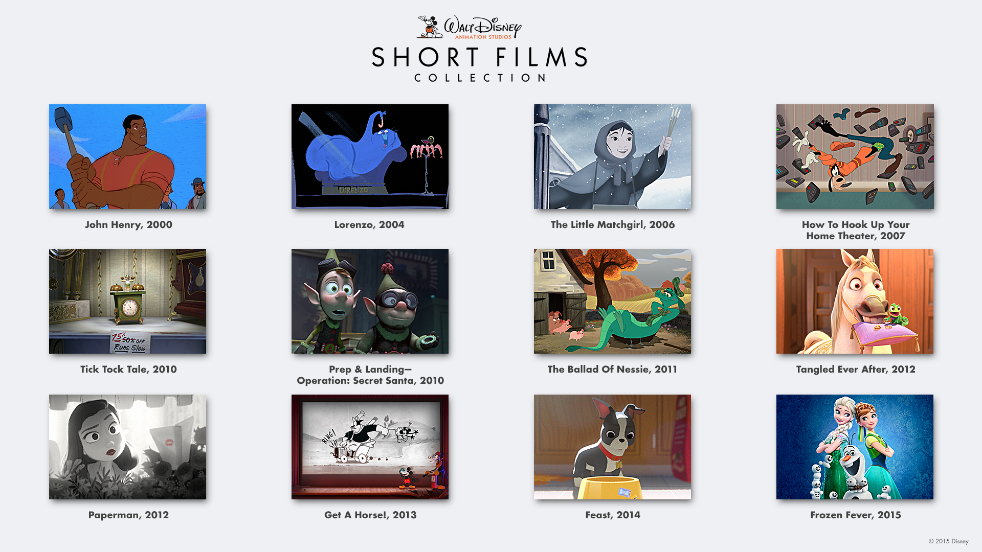Hook up animation studio