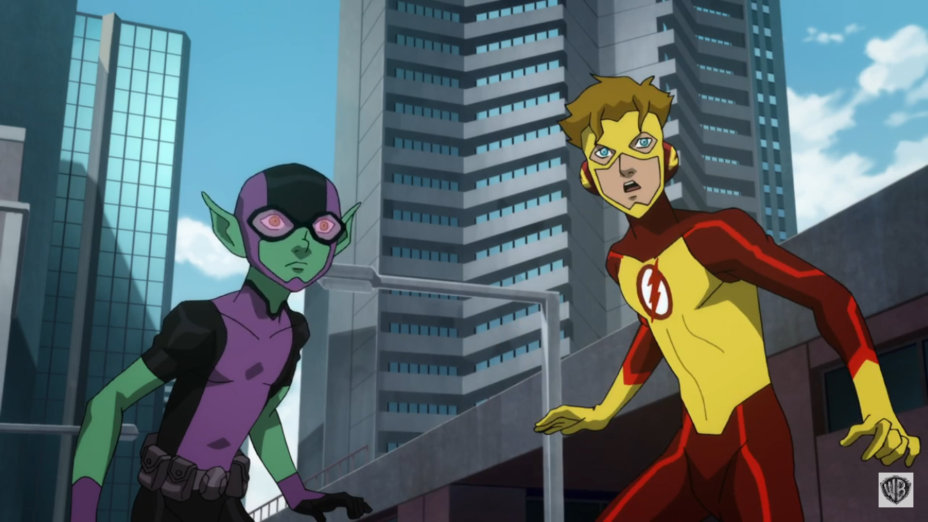 Watch This New Trailer And Clip From Teen Titans The -1552